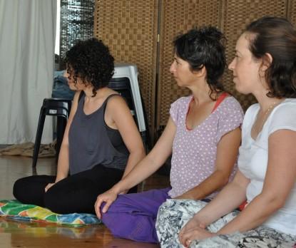 אינטגרציית קול בתנועה - קורס לנשים בלבד